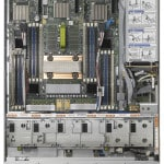 SPARC T3-1 top view