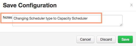 Configure the Capacity Scheduler in ambari - HDPCA exam