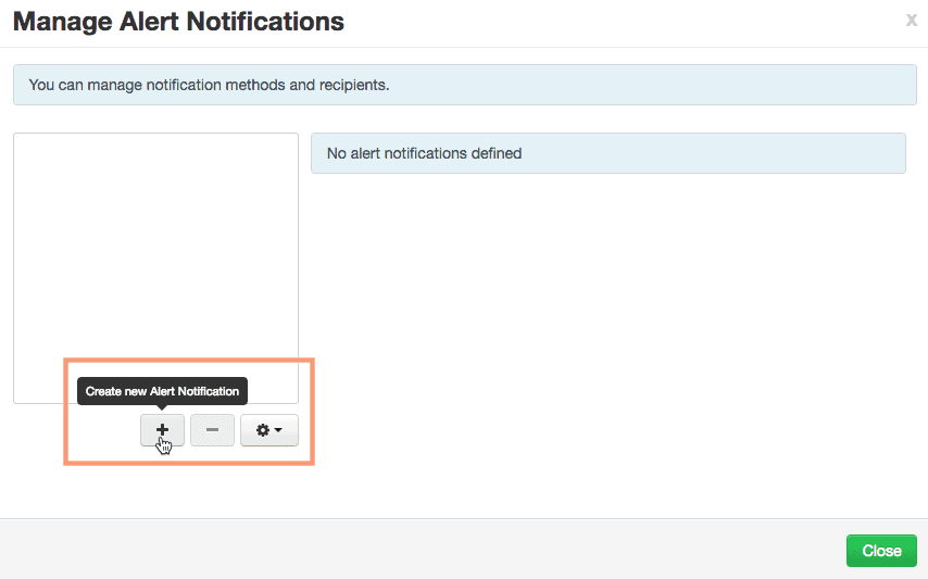 create new alert notification in ambari HDPCA exam