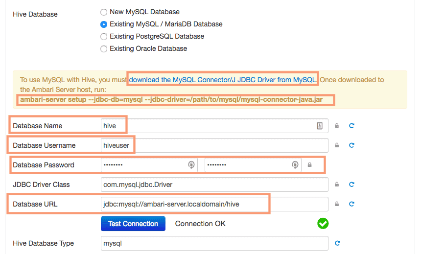 customize service page HDPCA configure HiveServer2 HA