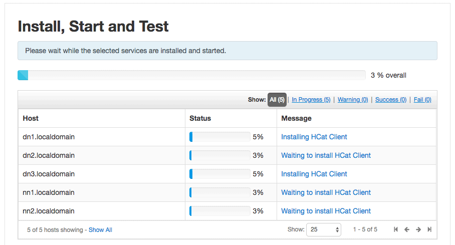 install start and test HiveServer2 HA configuration HDPCA exam objective
