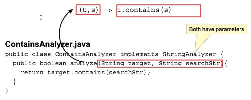 What Is a Lambda Expression in Java