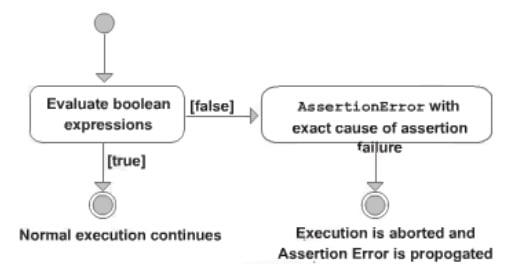 Using Assertions to Manipulate Variables in Java